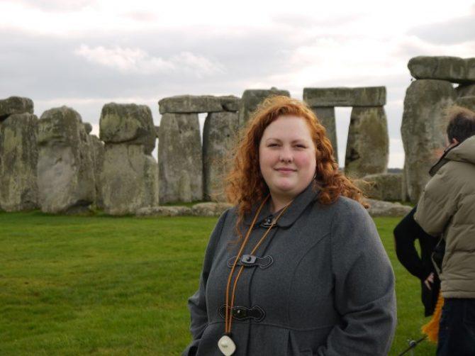 Jamies Birthday Trip: Home - Stonehenge