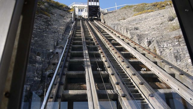 East Cliff Lift